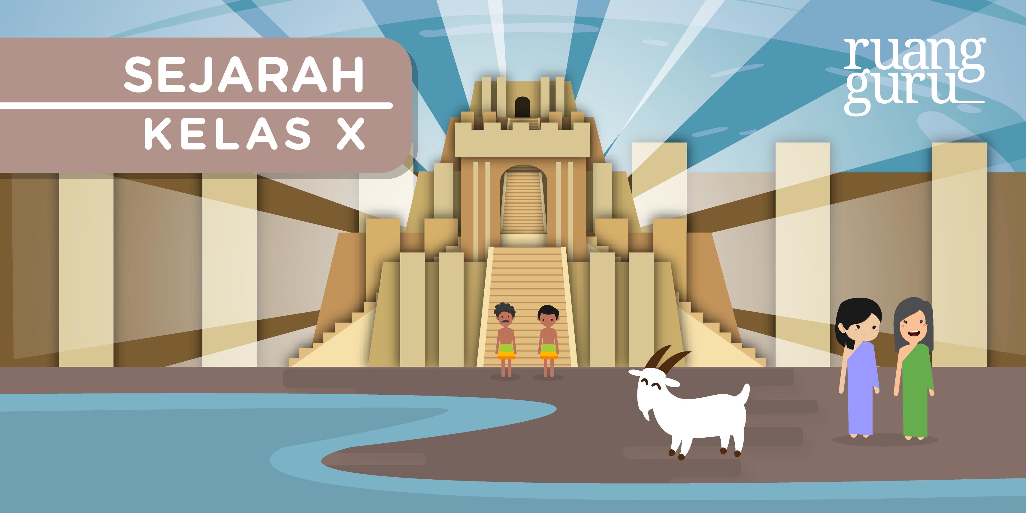 SEJARAH PEMINATAN X IIS